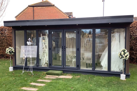 Work From Home Garden Offices Dorset