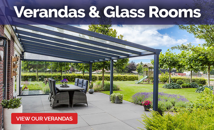 WRP are leading Veranda specialists in Dorset